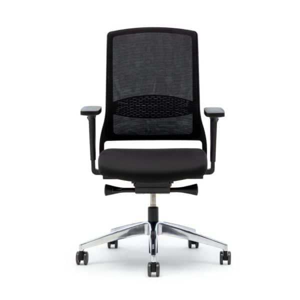 Gispen Zinn Smart 2.0 Aluminium Bureaustoel
