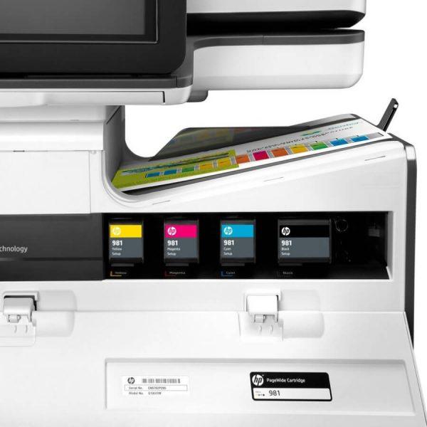 HP PageWide Enterprise E586z