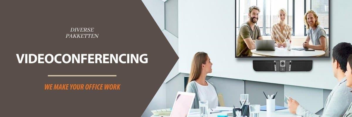 Videoconferencing Vergaderen op afstand